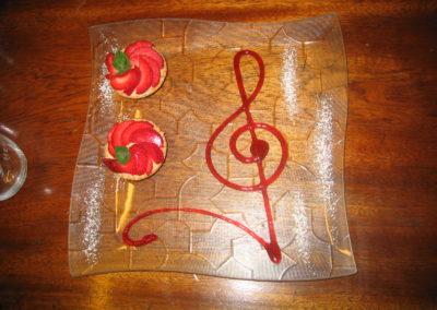 Tartelette aux fraises 0