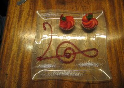 Tartelette aux fraises 1